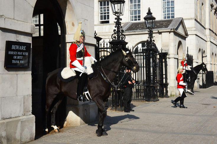 Horse Guard Parade, London, United Kingdom
