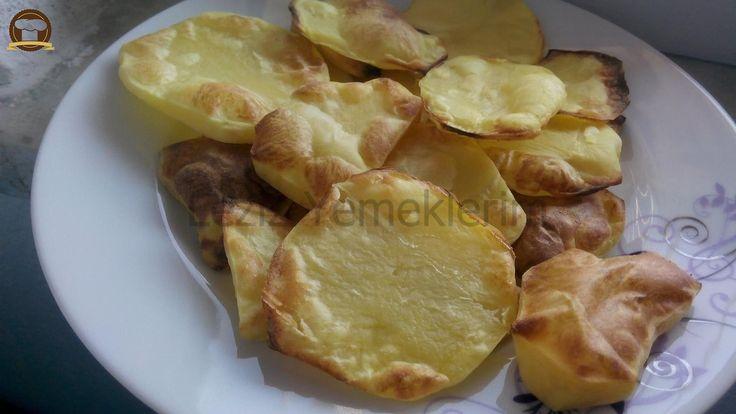 Fırında Çıtır Çıtır Patates