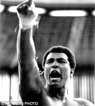 Ali's personality won him many fights before he even entered the ring