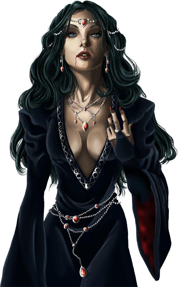 Lady Shar By DameOdessa Fantasy Femmes Villainess