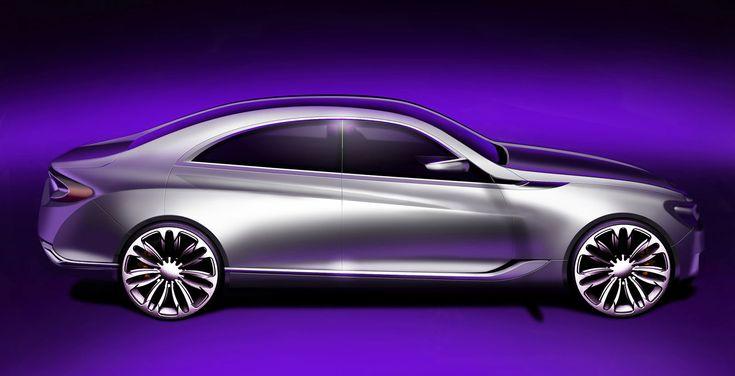 Chrysler 200 Concept by Colin Bonathan