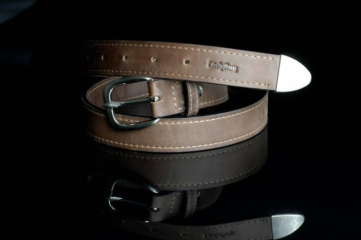Leather Belt, Handmade, Belts, Brown by ladybuq on Etsy