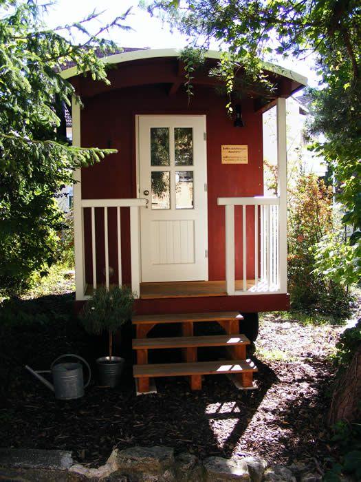 tiny home, portable sauna