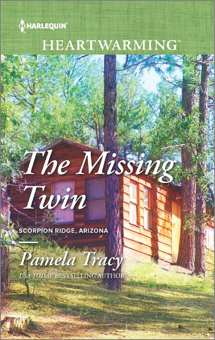 The Missing Twin (Scorpion Ridge, Arizona) by Pamela Tracy. The secret between them Angela Taylor knew her sister was in trouble. For anyone but a twin, her instincts would seem crazy, and her actions crazier. Picking up and moving herself and her daughter, Celia, to Scorpion Ridge and asking questions put them all at risk. Even more risky was trusting Jake Farraday, the handsome ex-cop turned forest ranger. Years in witness protection had taught Angela to trust no one. Yet with Abigail...