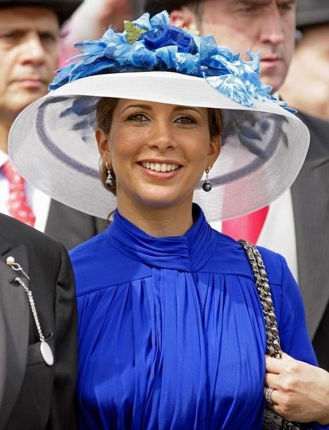 HRH Princess Haya of Jordan, Sheikha of Dubai