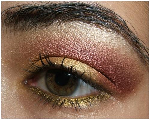cranberry hair-and-makeup