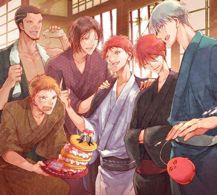 645 Best Kuroko No Basket Images On Pinterest