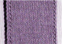 Les lisières sont les côtés du tricot. Ils se doivent d'être nets qu'on les couse ou qu'on en forme une bordure. La lisière est une bande étroite tricotée après ou avant les mailles du point utilisé. La lisière chaînette simple pour jersey Sur l'endroit...