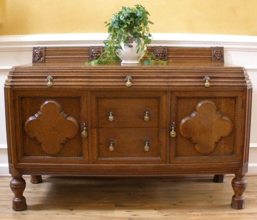 20 Best Images About Antique Buffets On Pinterest