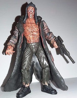 """McFarlane Toys Spawn The Movie """"Burnt Spawn"""" Action Figure used complete"""