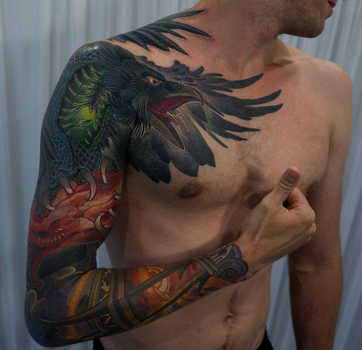 Фотографии Японская татуировка | Irezumi – 38 альбомов