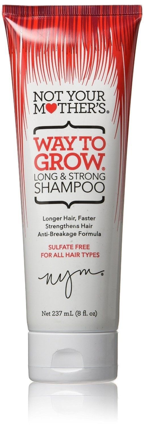 "Not Your Mother's Way To Grow Shampoo, $7.71 from Amazon. | 41 Beauty Products That ""Really Work,"" According To Pinterest"