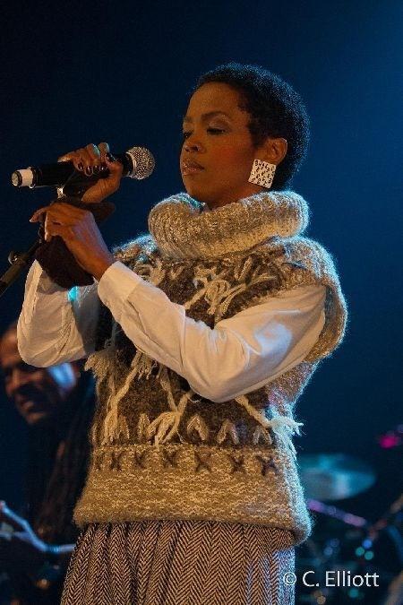 Lauryn Hill | Black Rage tour