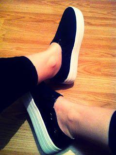 Long Hair Ago #shoes #StyloweButyPL #SlipOn #shoelover