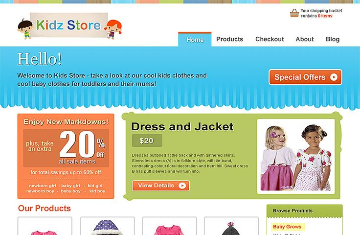 Templatic Nulled Kidz Store theme