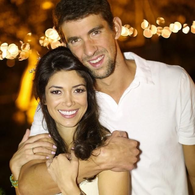 Michael Phelps engaged to former Miss California