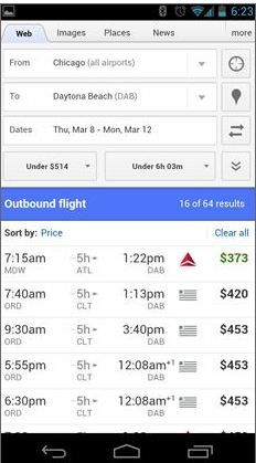 New blog post on how iTravel and Google Travel will Change the Mobile Travel Landscape