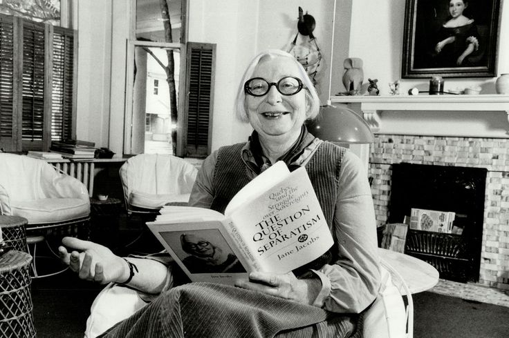 Jane Jacobs believed cities should be fun — and changed urban planning forever. She had no formal training, but she upended wisdom from experts in the field.