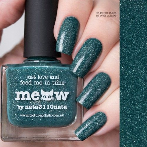 piCture pOlish : Picture Polish Meow