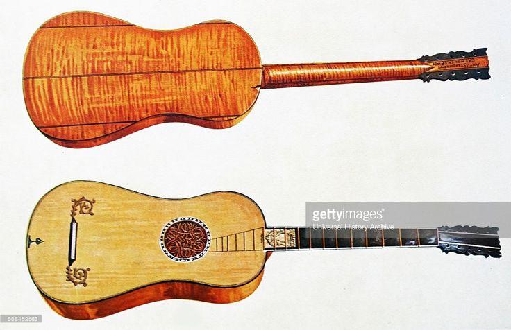 Guitar, by Antonius Stradivarius Pictures | Getty Images
