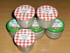 Wursten: Hausgemachte Pfälzer Leberwurst