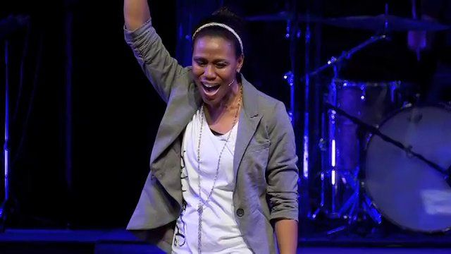 "Online Church - 4 November 2012, Ps Priscilla Shirer ""Hearing The Voice Of God"" by LIFE Live"