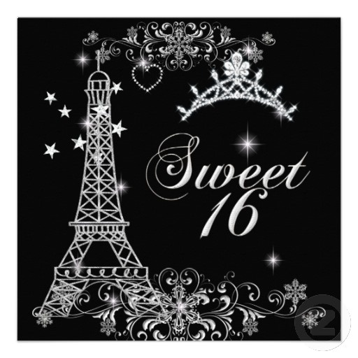 17 Best Images About Party Ideas- Sweet Sixteen On