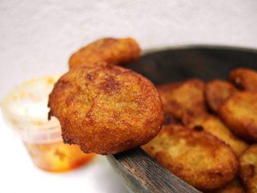 recette au manioc | Beignets de manioc (Recette camerounaise)