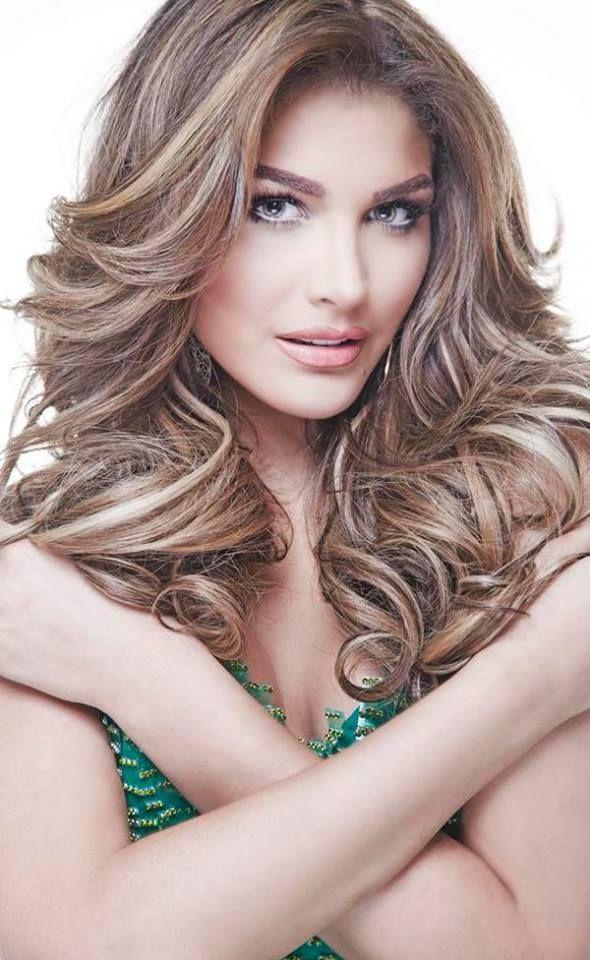 Fotos Oficiales De Migbelis Castellanos Miss Venezuela Universo 2013