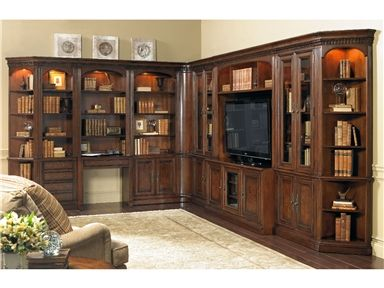 Shop For Hooker Furniture European Renaissance II Door Bookcase And Other Home Office Bookcases At Art Sample In Saginaw MI