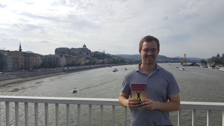 I'm in Budapest, handing my book The Power of Authentic Leadership out for free to Hungarians. See you at the Mountaintop! #budapest #leadership #authenticleadership