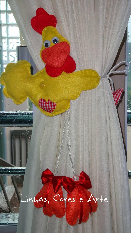 Linhas cores e arte prendedor de cortina prendedor de - Cortinas de goma ...