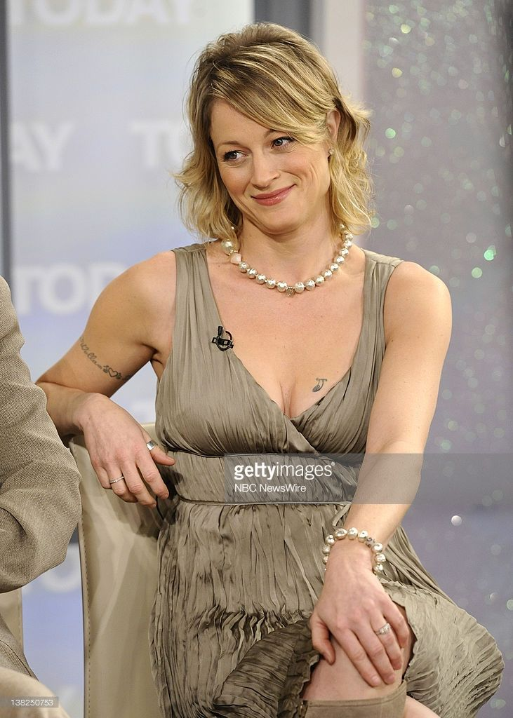 Teri Polo appears on NBC News' 'Today' show