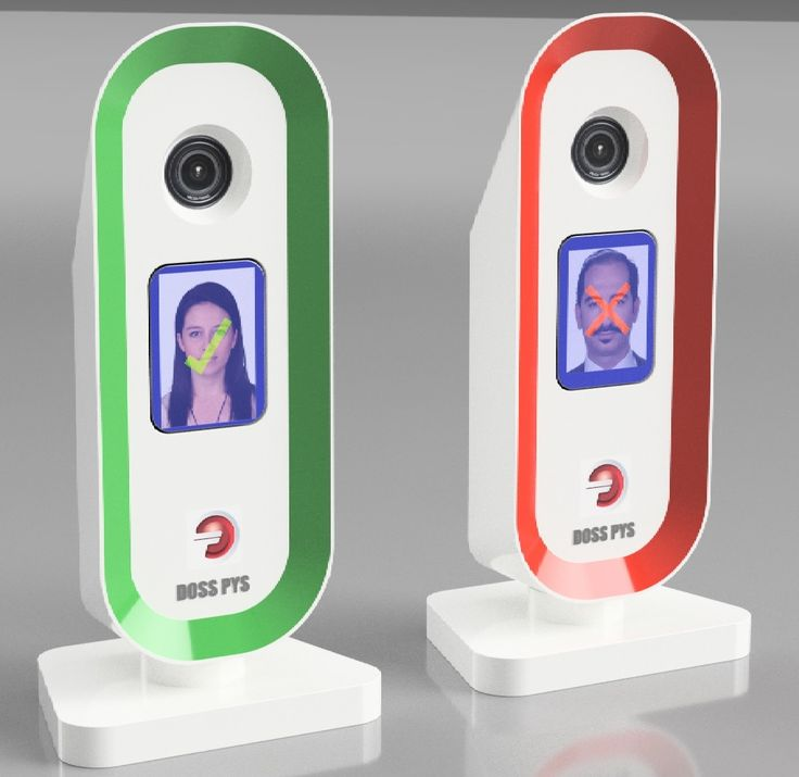 DOSS PYS Face Recognition System  Design by Ufuk Dülger