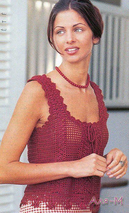 Crinochet: Free People Connected in Crochet Fringe Dress lady crochet tank top