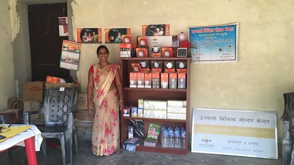 "'Badass business women' bring solar empowerment to Nepal. ""People talk here when a woman talks to men. They say things like how a woman should not leave the house,"" says Runa Jha, a solar entrepreneur in Janakpur, eastern Nepal. ""But I don't care."""