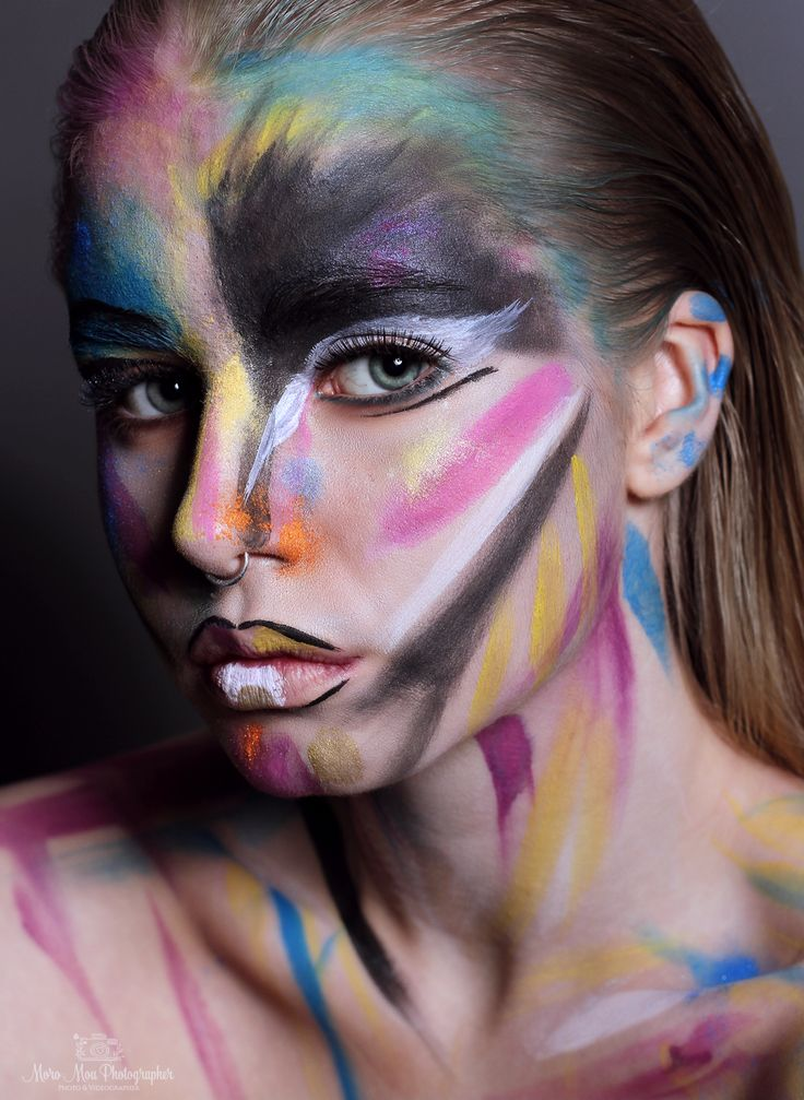 Model: Ellen Makeup/Hair: Stephy  #makeup #editorial #photography #hair #model