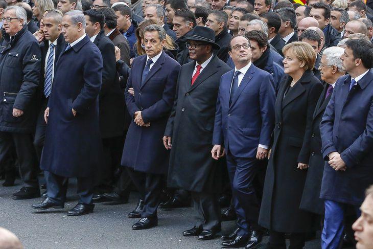 """Jean-Claude Coutausse / french-politics pour """"Le Monde"""""""