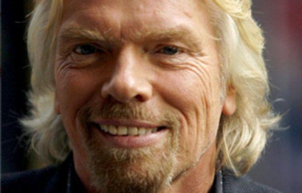 Richard Branson on Smiling as a Competitive Advantage  #richardbransonquotes