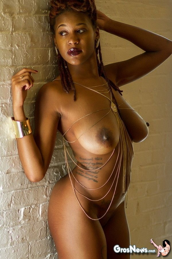 ebony girls in chains pics