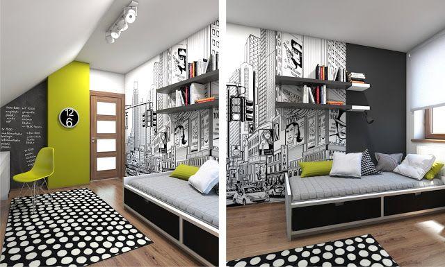 aja handmade: pokój dla nastolatka