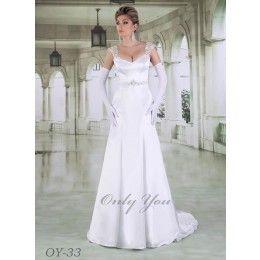Wedding dress Maria - Nika Bridal Only You