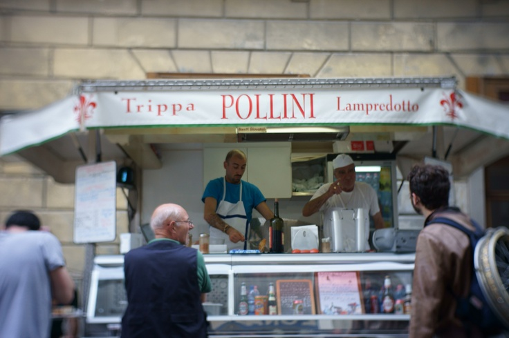 Trippa e Lampredotto - best meal in Florence for 3 euros