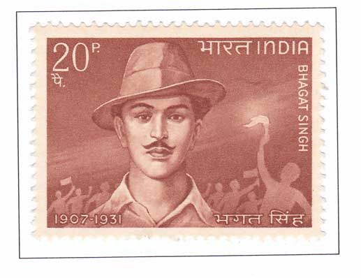Bagat Singh,  Considered to be one of the most influential revolutionaries of the Indian independence movement, Bhagat Singh gave his life for this cause.  https://www.biography.com/people/bhagat-singh