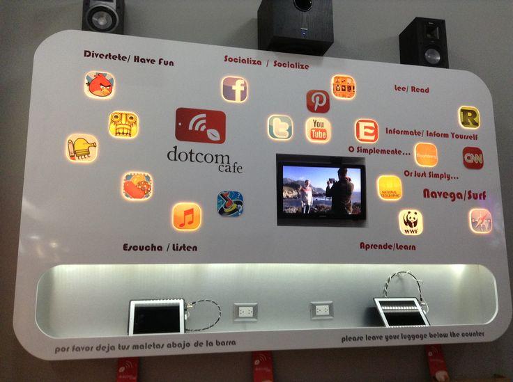 iPads y entretenimiento!!!