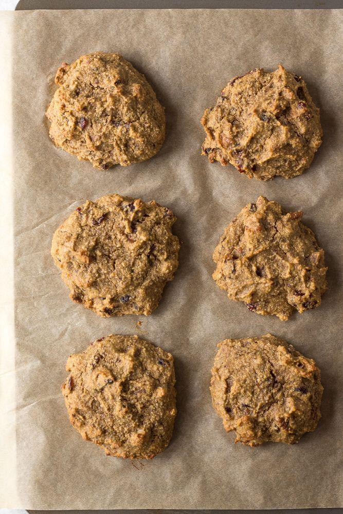 Grain Free Sweet Potato Breakfast Cookies Flora Vino Recipe In 2020 Sweet Potato Breakfast Sweet Potato Pecan Banana Breakfast Cookie