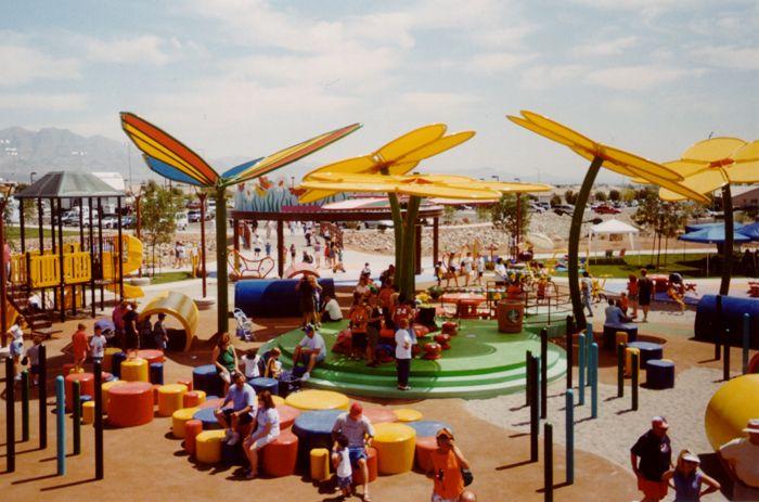 Las vegas centennial hills park places to visit for Pool trade show las vegas