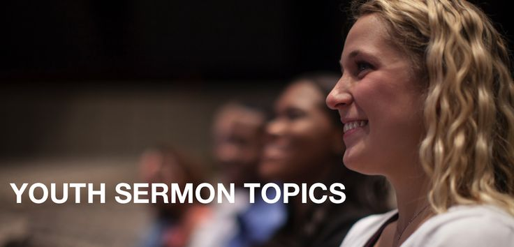 7 Youth Sermon Ideas from the OT | Youth Leaders Academy