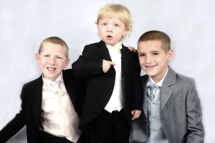 Baby boys wedding suits