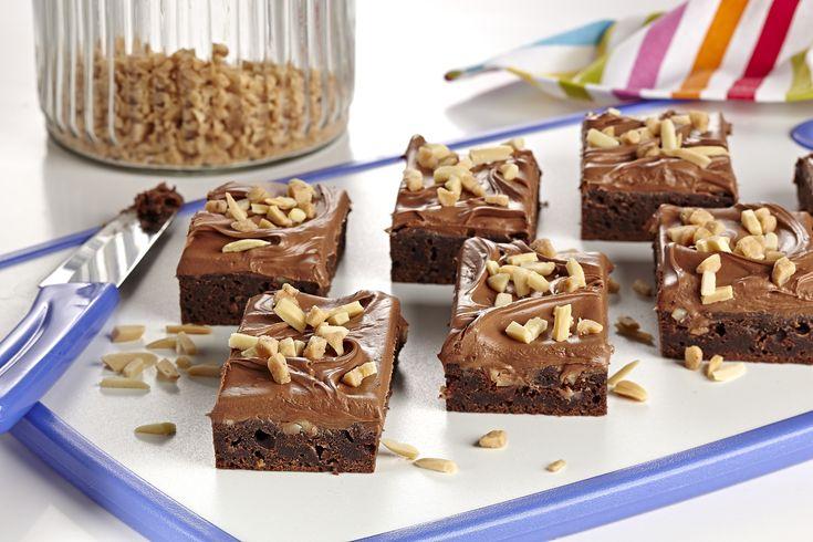 Chewy Loaded Fudge Brownies